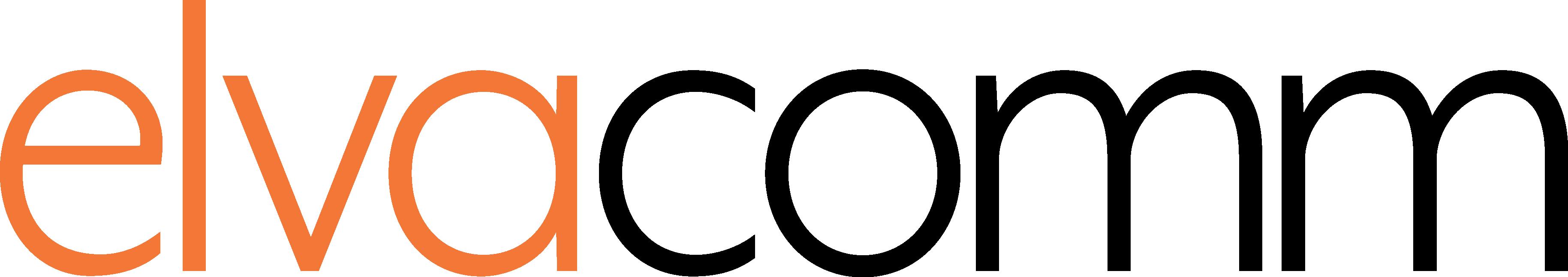 Elvacomm logo