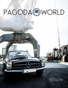 Pagoda World Cover