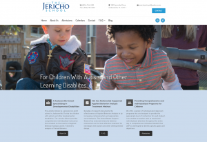 The Jericho School Website